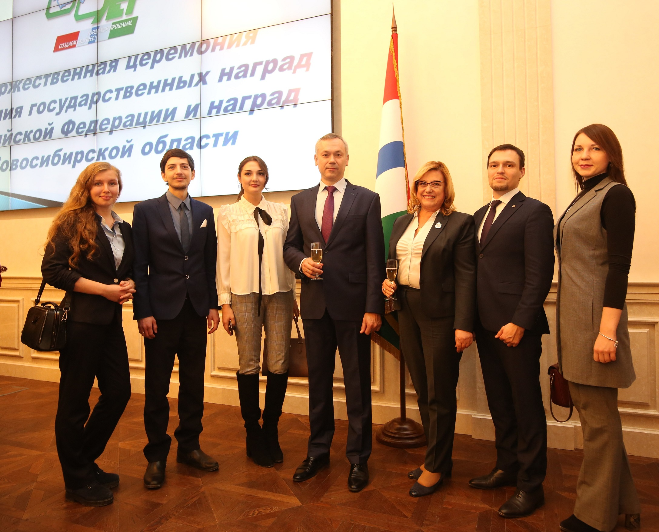 Lexprof manager partner Tatyana Goncharova is Honored Lawyer of the Novosibirsk region
